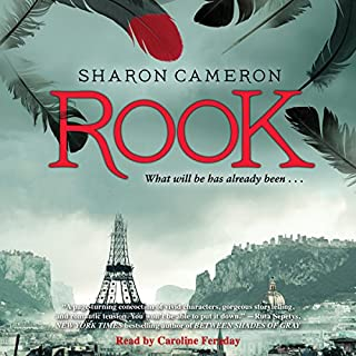 Rook audiobook cover art