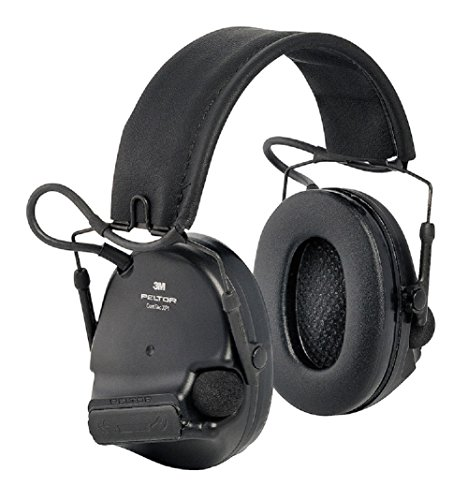3M™ PELTOR™ ComTac XPI Headset, 28 dB, Black, Headband, MT20H682FB-02 SV