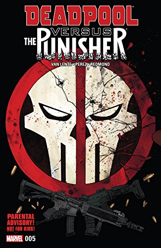 Deadpool vs. The Punisher (2017) #5 (of 5) (English Edition)