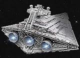 Rawikan Juego de bloques de construcción Star Wars MOC Empire Star Destroyer (compatible con Lego)