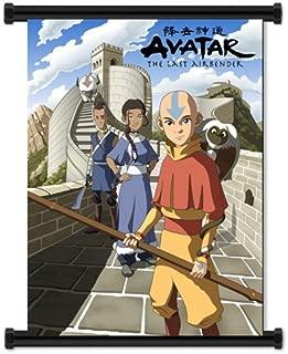 Wall Scrolls Nickelodeon Avatar The Last Air Bender Cartoon Fabric Poster (32