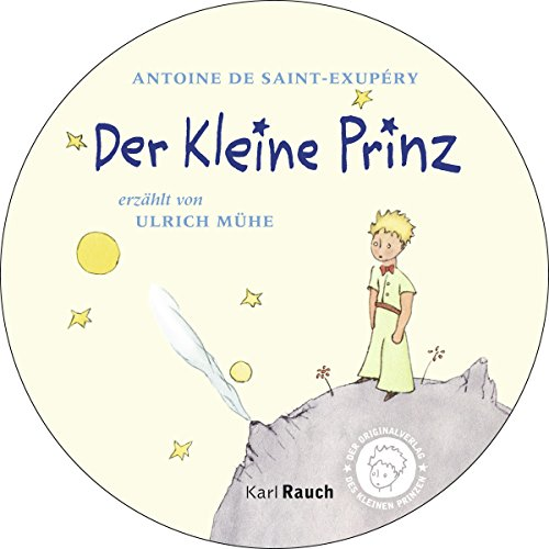 Der Kleine Prinz audiobook cover art