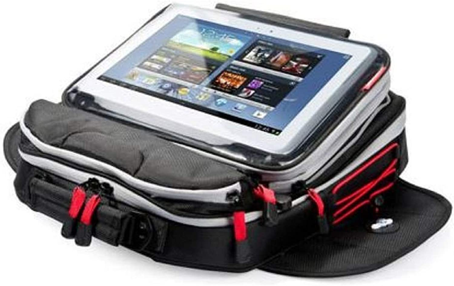CAPDASE Dust-Proof Tablet Tank Bag Rain-Proof with Sporty Zippers for ye Bikers Motorcycles