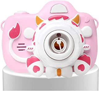 RFSTGYU Bubble For Kids, Automatic Funny Cute Cartoon Animal Soap Children Bubble Machine Bubble Blower For Bubble Blaster...