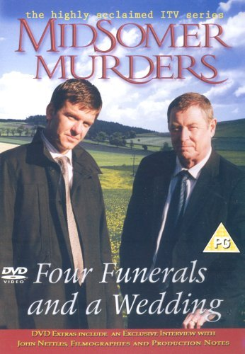 Midsomer Murders - Four Funerals And A Wedding