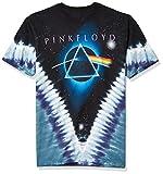 Liquid Blue mens Pyramid V T-shirt T Shirt, Tie Dye, XX-Large US