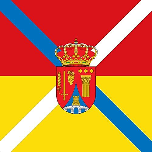 magFlags Drapeau Large Pampliega Burgos | Pampliega, Burgos, Spain | Pampliega, Burgos, España | 1.35m² | 120x120cm