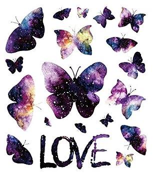 Best purple butterfly tattoo Reviews
