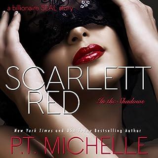 Scarlett Red audiobook cover art