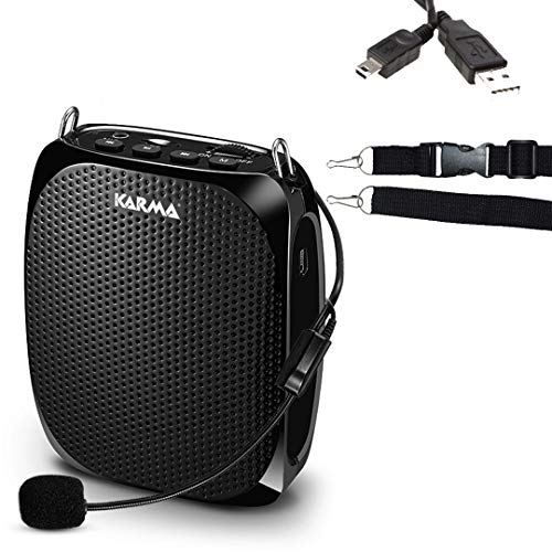 Karma BM 539 Amplificador de diadema portátil