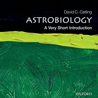 Astrobiology: A Very Short Introduction Titelbild