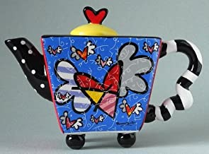 britto flying heart