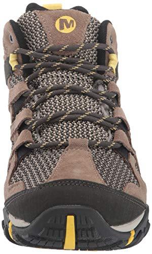 Merrell Women's Alverstone Mid Waterproof Hiking Shoe