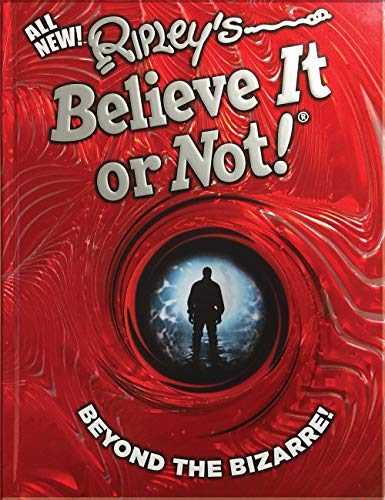 Ripley's Believe It Or Not! Beyond The Bizarre (16) (ANNUAL)