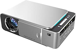 Mini Projector WiFi Bluetooth Led Video Projector, 1080p Projector, Wireless Same Screen, Dual Fan Cooling, Stereo, Compat...