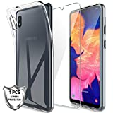 LK Case for Samsung Galaxy A10 + [1 x Tempered Glass Screen