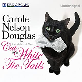 Cat in a White Tie and Tails audiobook cover art