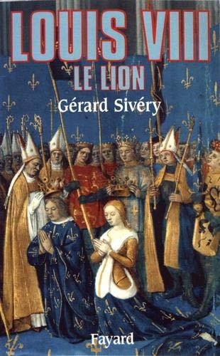 Louis VIII: Le lion