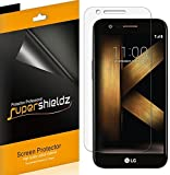 Supershieldz (6 Pack) for LG K20 Plus Screen Protector, High Definition Clear Shield (PET)