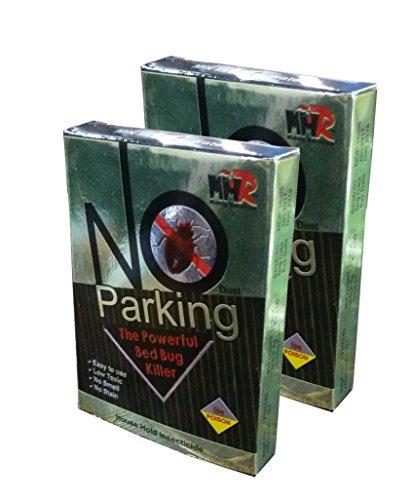 MMR Making Marvelous RESHAMWALA No Parking Powerful Bedbugs and Termites Killer Spray Powder (5 g for 2 L) - Set of 2