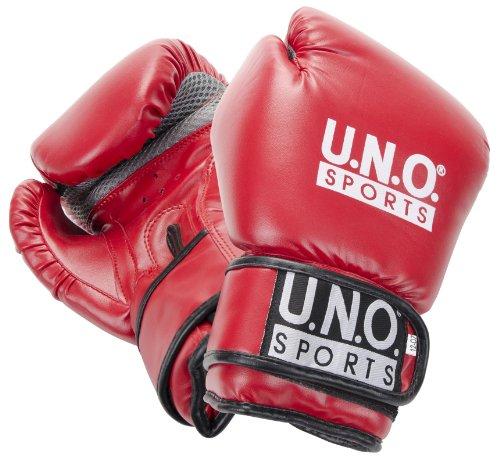 U.N.O. Sports Boxhandschuh Fun rot 10 Uz, 16015