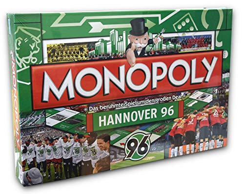 Winning Moves Monopoly Hannover 96