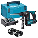 Makita dhr171rtj Martello Leggero 17 mm Litio-Ione, W, 18 V, 18 V, Nero