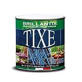 TIXE 610501 Brillantix Smalto Gel Antiruggine all'Acqua, Vernice, Bianco Lucido, 500 ml