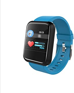 Delicate Smart Color Screen Sports Bracelet Men And Women Heart Rate Blood Pressure Monitoring WeChat Sports Step Watch sm...