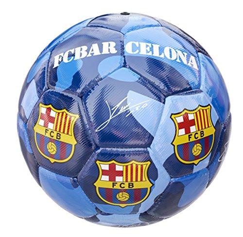 17–18 OFFIZIELLER FC Barcelona Fußball Signatures …Deckung