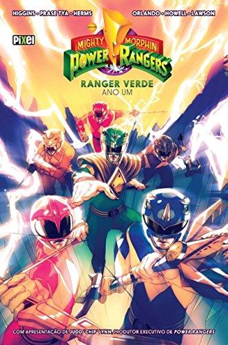 Mighty Morphin Power Rangers - Ano Um