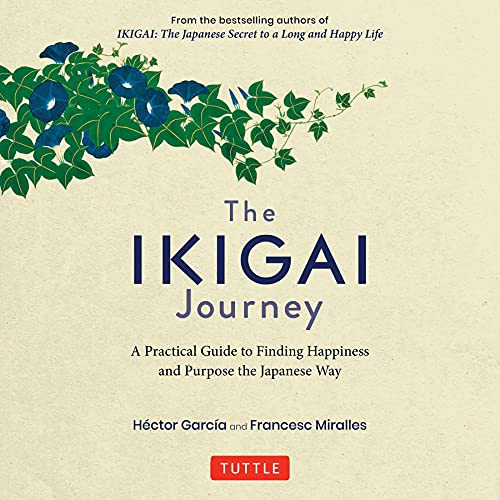 The Ikigai Journey cover art
