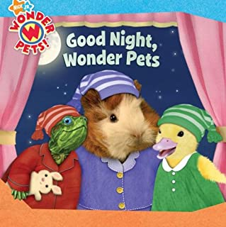 good night wonder pets