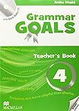 Grammar Goals Level 4 Teacher's Book Pack (Grammar Goals American English)