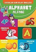 Alphabet - Alfabe; Cocuklar Icin Kolay Ingilizce