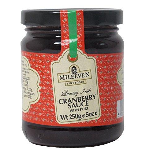 Cranberry Sauce mit Portwein aus Irland, 250 g