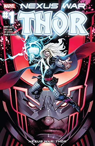 Fortnite x Marvel - Nexus War: Thor (German) #1 (Fortnite x Marvel - N
