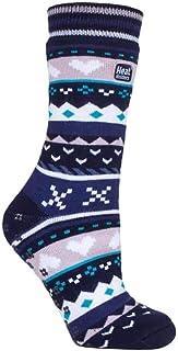 Mujer invierno calientes termicos calcetines antideslizantes estar por casa