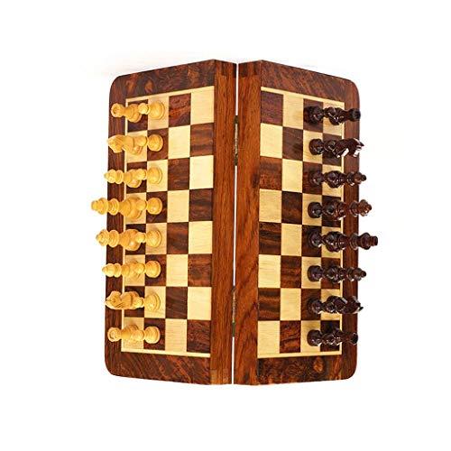 Yccx Tablero de ajedrez de Mesa Juego de Damas Chinas Tabler