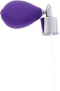MagiDeal 18mm Empty Refillable Perfume Bottle Tube Pump Atomiser Spray Travel Accs 1x - Purple, 18mm