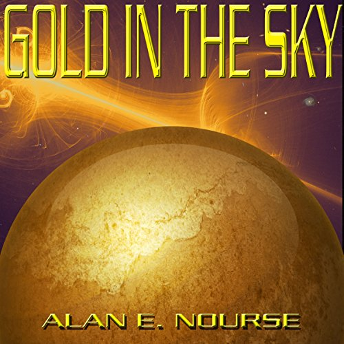 Gold in the Sky audiobook cover art