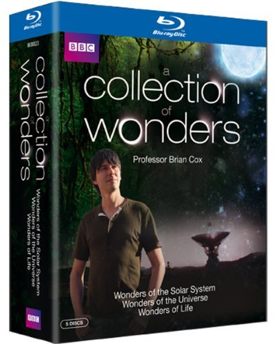 A Collection of Wonders: Wonders of the Solar System / Wonders of the Universe / Wonders of Life [5 Blu-Rays] [UK Import]