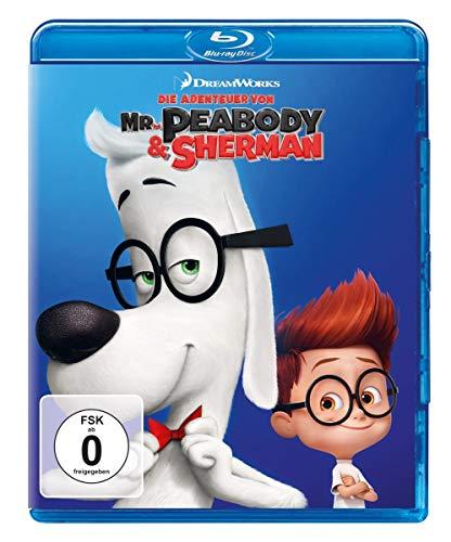 Die Abenteuer von Mr. Peabody & Sherman [Blu-ray]