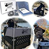 RuffLyfe DIY Crate Conversion/Bike Dog Carrier Package (Crate NOT Included)...