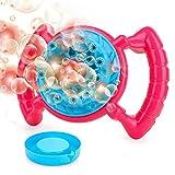 HellDoler Máquina de Burbujas,Máquina Sopladora de 700 Burbujas por Minuto Regalo...