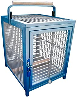 kings cages aluminum travel cage