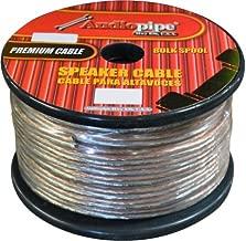 Audiopipe Cable1050 10 Ga 50 Spool Car Audio Speaker Cable 10 Gauge