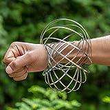 GloFX Flow Ring – Magic Kinetic Rave Proof Bracelet Sensory Spring Toy Flow Rings