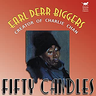 Fifty Candles audiobook cover art