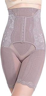 9fece3888 Women Waist Trainer Control Pants Underwear Body Shaper Butt Lifter High  Waist Lace Panties Short Thigh